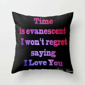 Little Things Pillow