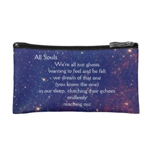 All Souls Cosmetic Bags